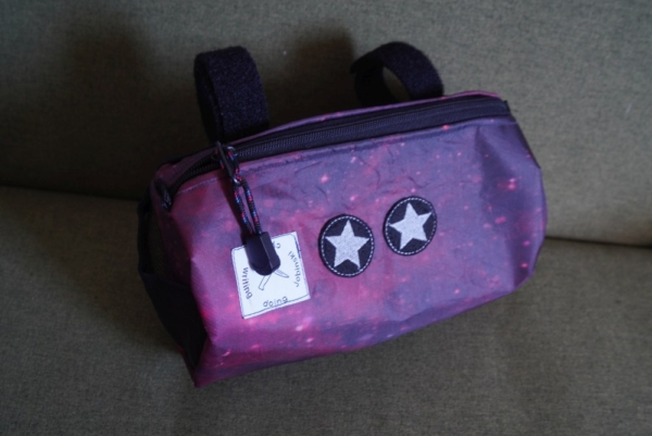 Space Series  - look at the stars -Lenkertasche